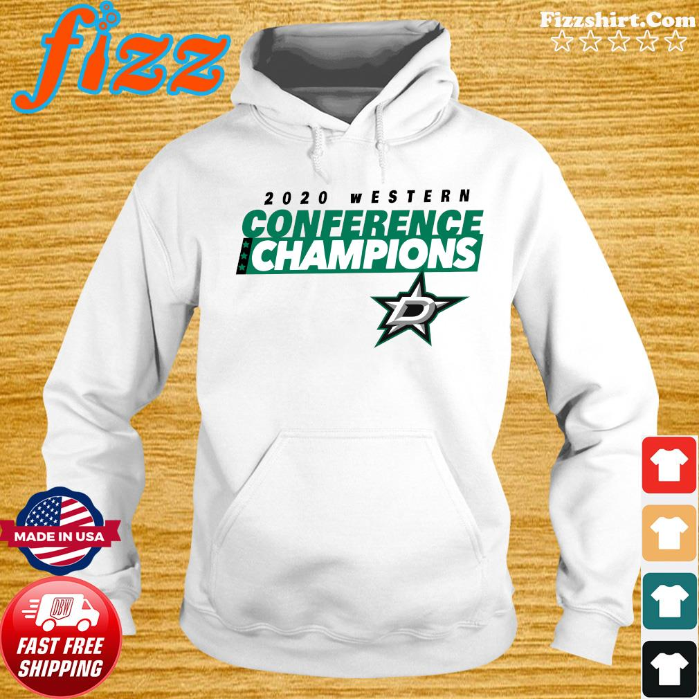 Dallas Stars Conference Champions 2020 Shirt Hoodie