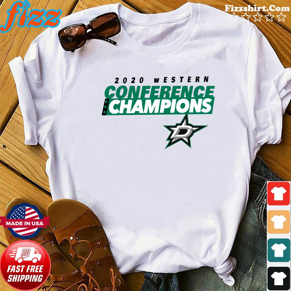 Dallas Stars Conference Champions 2020 Shirt