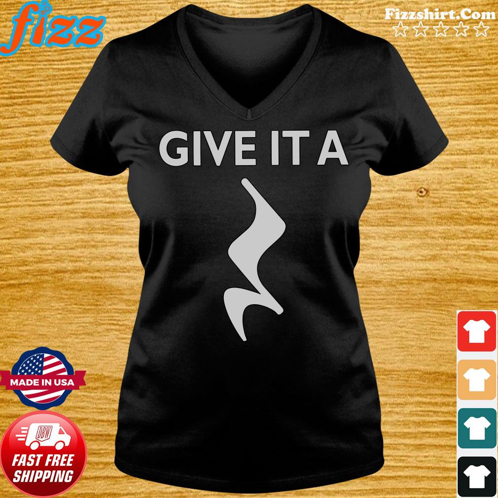 Music Give It A Rest Funny T-Shirt Ladies tee