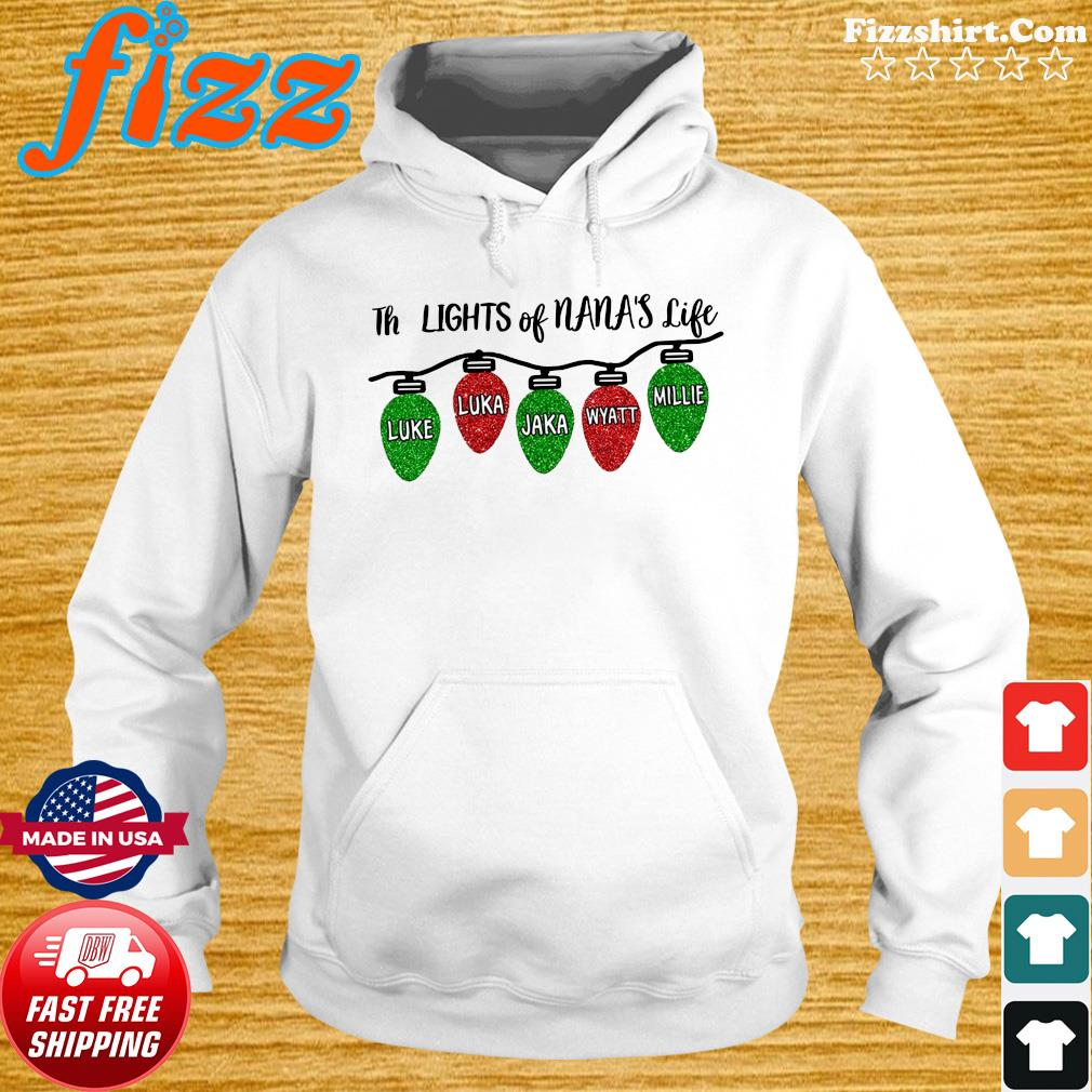 The Lights Of Nana' Life Luke Luka Jaka Wyatt Millie Shirt Hoodie