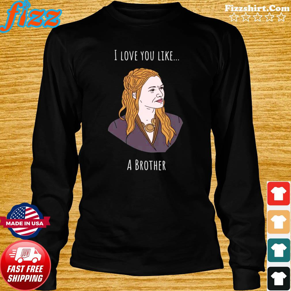 I Love You Like A Brother s Long Sweater